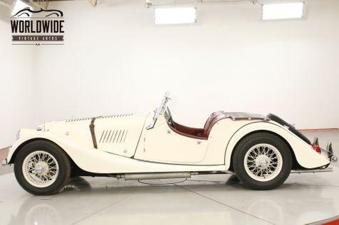 1964 Morgan 4/4 SERIES V CONVERTIBLE LOW MI ORIGINAL CHROME | Denver, CO | Worldwide Vintage Autos in Denver, CO