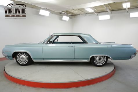 1964 Oldsmobile JETSTAR 88 RARE CAR. V8 AUTO PS PB FACTORY AM RADIO | Denver, CO | Worldwide Vintage Autos in Denver, CO