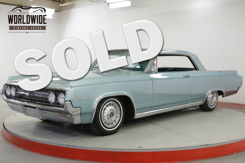 1964 Oldsmobile JETSTAR 88 RARE CAR. V8 AUTO PS PB FACTORY AM RADIO | Denver, CO | Worldwide Vintage Autos