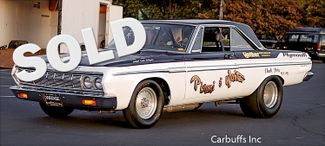 1964 Plymouth Fury  Max Wedge   Concord, CA   Carbuffs in Concord