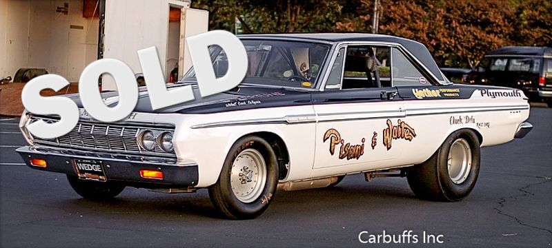 1964 Plymouth Fury  Max Wedge   Concord, CA   Carbuffs