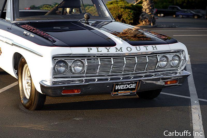 1964 Plymouth Fury  Max Wedge | Concord, CA | Carbuffs in Concord, CA