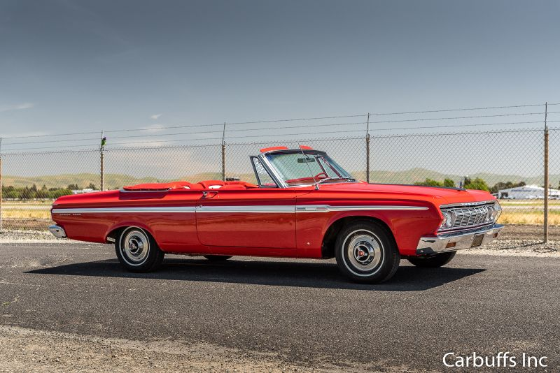 1964 Plymouth Sport Fury  Convertible | Concord, CA | Carbuffs in Concord, CA
