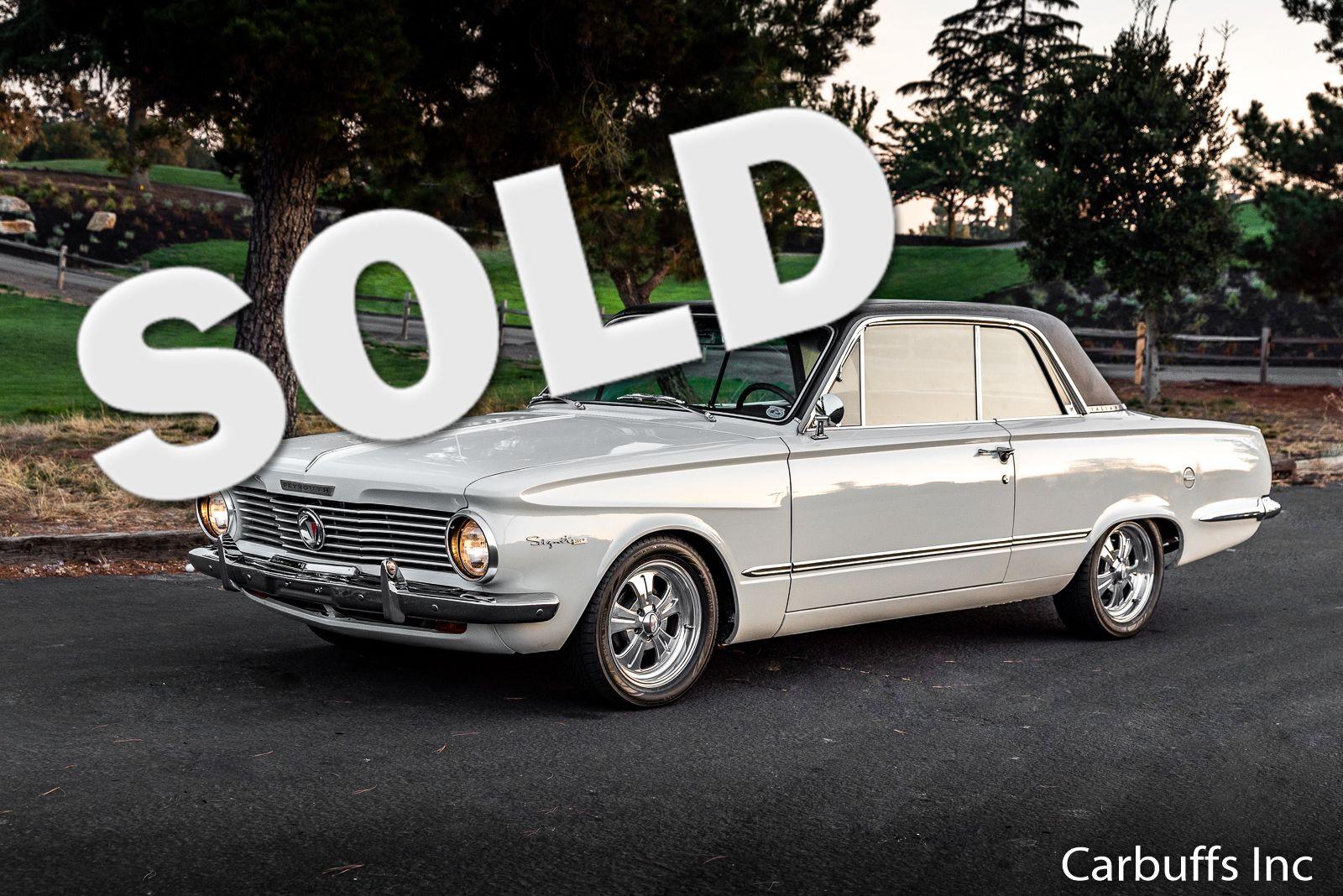 1964 Plymouth Valiant   Concord, CA   Carbuffs   Concord CA 94520