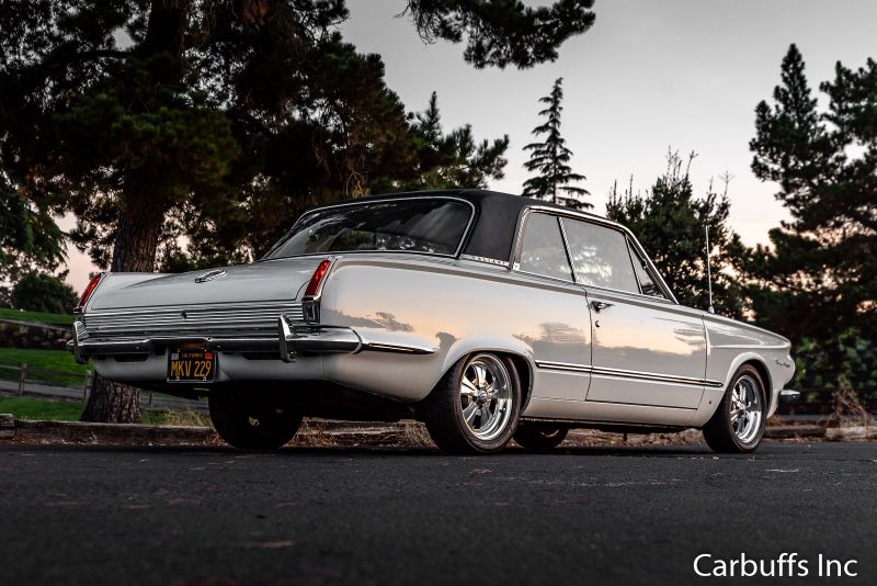 1964 Plymouth Valiant  | Concord, CA | Carbuffs in Concord, CA