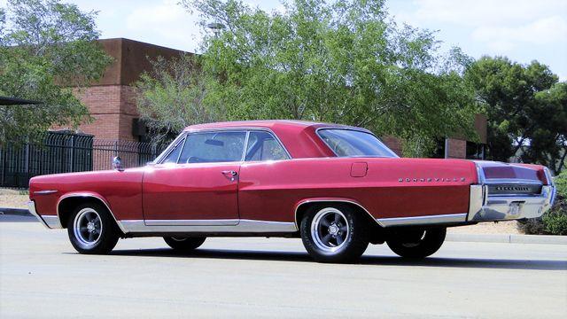 1964 Pontiac BONNEVILLE W/BUILD SHEET 2 DOOR SPORT COUPE A/C, 51,000 ORIG MILES Phoenix, Arizona 12