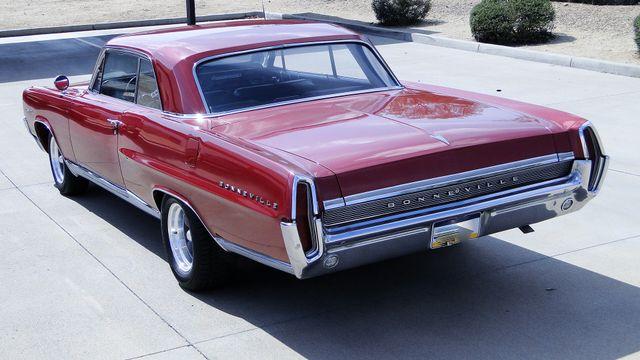 1964 Pontiac BONNEVILLE W/BUILD SHEET 2 DOOR SPORT COUPE A/C, 51,000 ORIG MILES Phoenix, Arizona 13