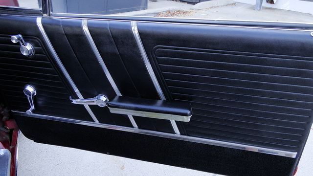 1964 Pontiac BONNEVILLE W/BUILD SHEET 2 DOOR SPORT COUPE A/C, 51,000 ORIG MILES Phoenix, Arizona 23