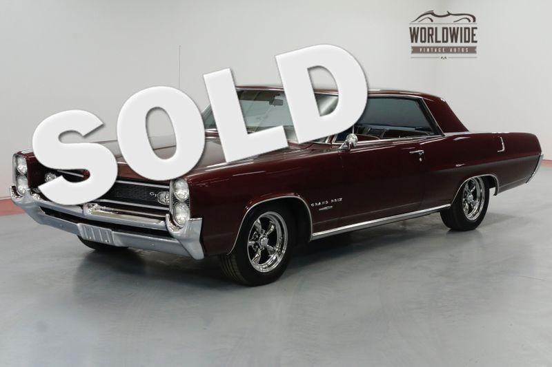 1964 Pontiac GRAND PRIX 389 V8 AUTOMATIC! RESTORED. MUSCLE CAR. | Denver, CO | Worldwide Vintage Autos