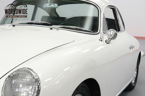 1964 Porsche 356 C 3RD IN CLASS AT THE 2013 PALO ALTO CONCOURS    Denver, CO   Worldwide Vintage Autos in Denver, CO