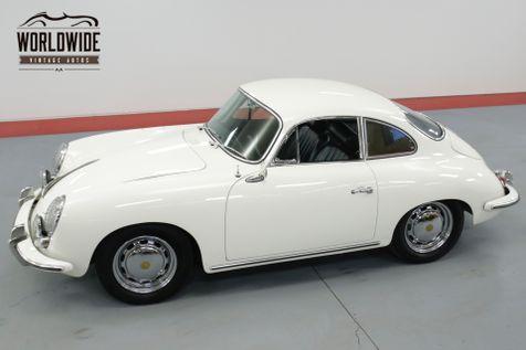1964 Porsche 356 C 3RD IN CLASS AT THE 2013 PALO ALTO CONCOURS  | Denver, CO | Worldwide Vintage Autos in Denver, CO