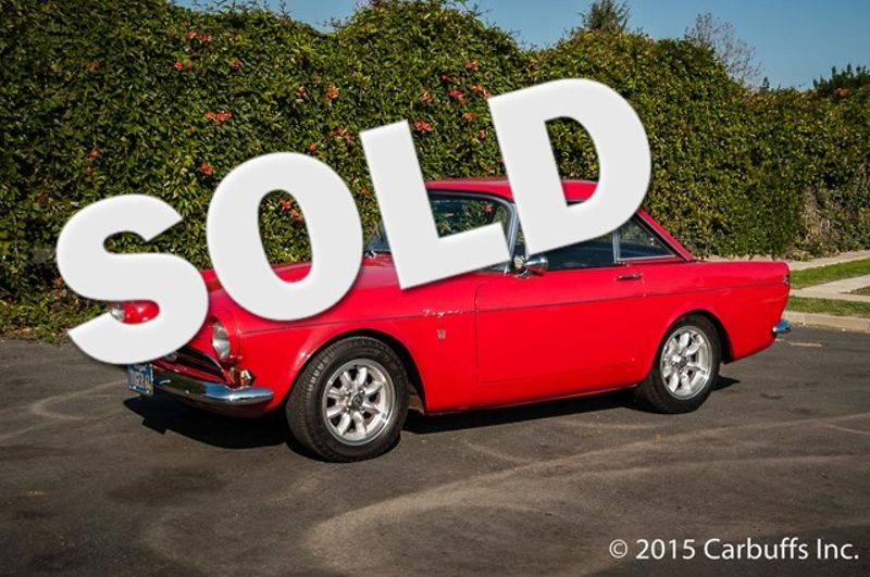 1964 Sunbeam Tiger Roadster | Concord, CA | Carbuffs