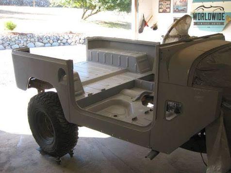 1964 Toyota LAND CRUISER  FJ40. FRAME UP RESTORED COLLECTOR. RARE 4x4 | Denver, CO | Worldwide Vintage Autos in Denver, CO