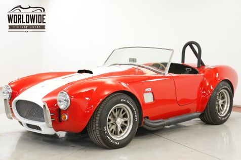 1965 Shelby COBRA RECREATION. BORED 351. DISC BRAKES. TREMEC TRANS.  | Denver, CO | Worldwide Vintage Autos in Denver, CO