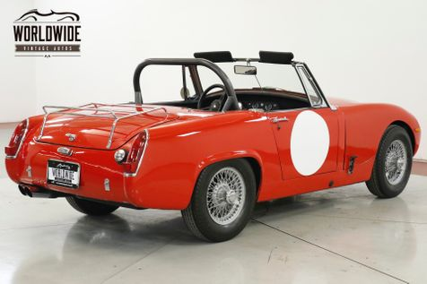 1965 Austin BUG EYE SPRITE CLEAN. 4 SPD. CONVERTIBLE. SHOW OR GO  | Denver, CO | Worldwide Vintage Autos in Denver, CO