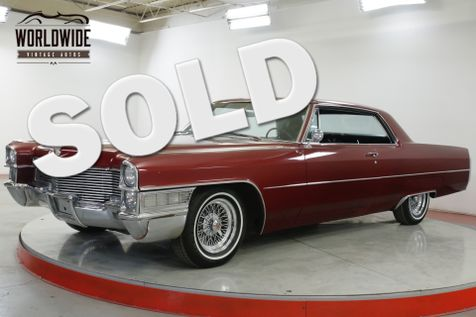 1965 Cadillac CALAIS 429V8. AUTOMATIC. CUSTOM OPTIONS. MUST SEE | Denver, CO | Worldwide Vintage Autos in Denver, CO