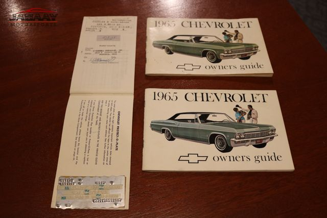 1965 Chevrolet BelAir Merrillville, Indiana 54