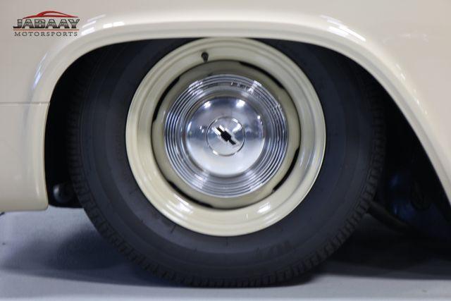 1965 Chevrolet Biscayne Merrillville, Indiana 44