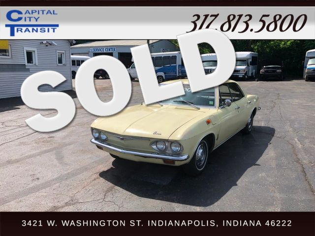 1965 Chevrolet Corvair Monza w/ Factory A/C Indianapolis, IN