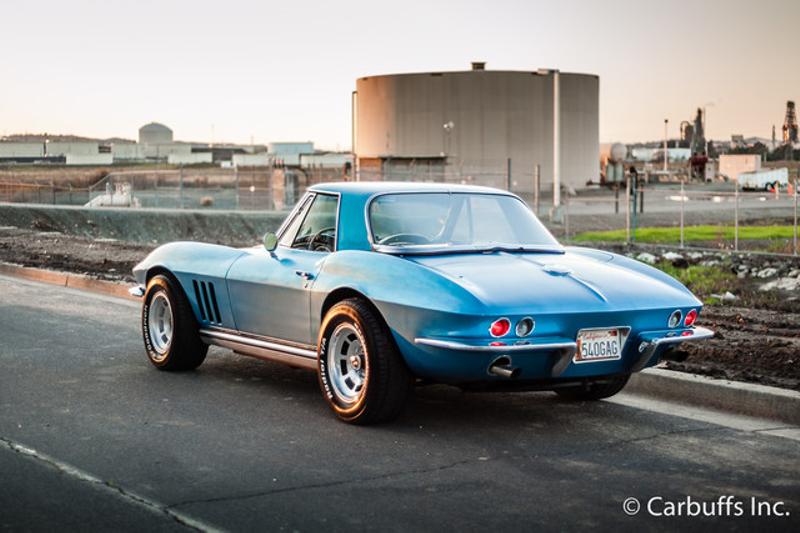 1965 Chevrolet Corvette Roadster | Concord, CA | Carbuffs in Concord, CA