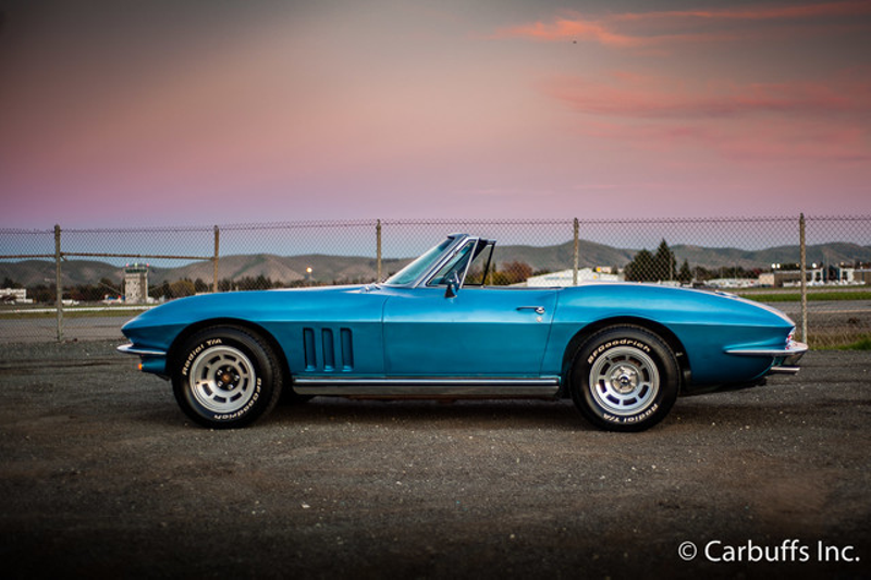 1965 Chevrolet Corvette Roadster | Concord, CA | Carbuffs in Concord, CA
