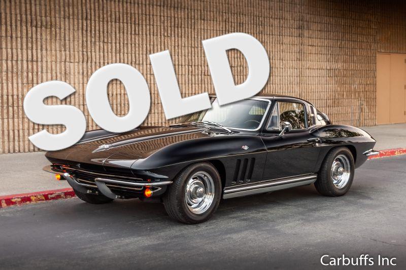 1965 Chevrolet Corvette Coupe | Concord, CA | Carbuffs
