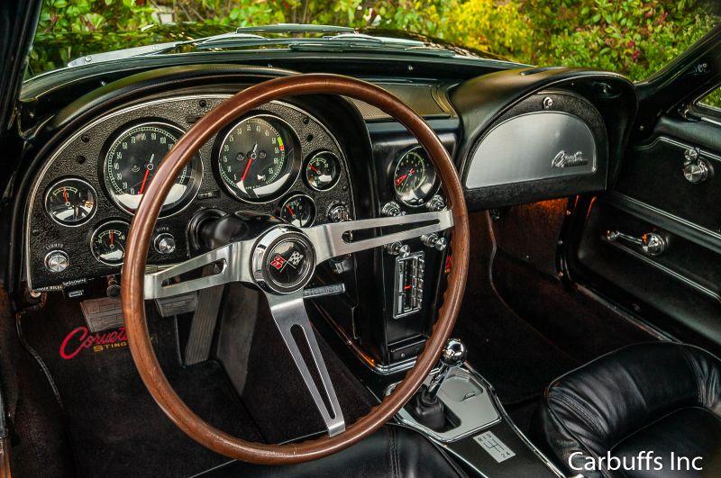 1965 Chevrolet Corvette Coupe   Concord, CA   Carbuffs in Concord, CA