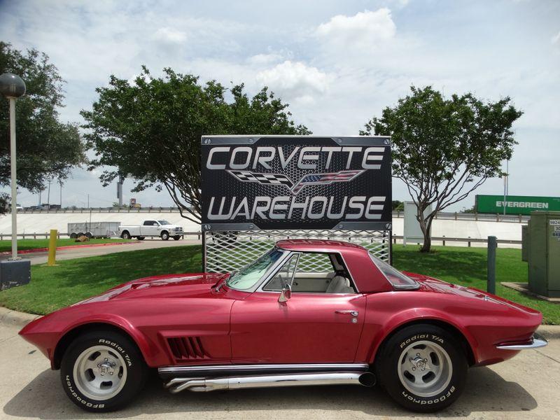 1965 Chevrolet Corvette Convertible 327/4-Speed, Side Exhaust, NICE! | Dallas, Texas | Corvette Warehouse