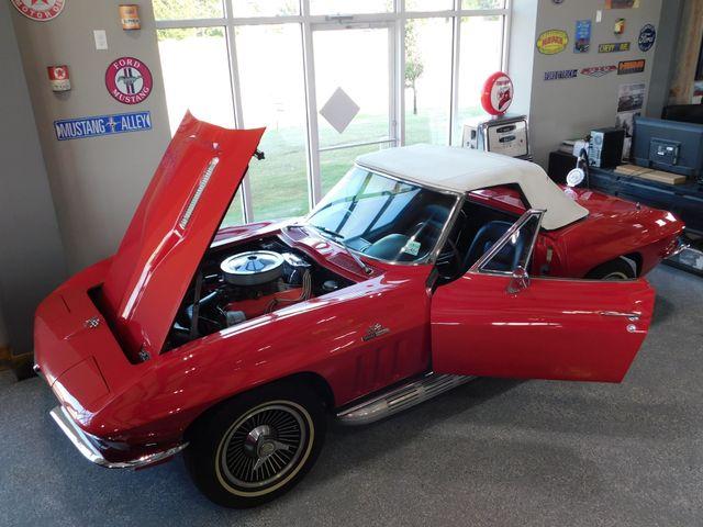 1965 Chevrolet Corvette in Mustang, OK 73064