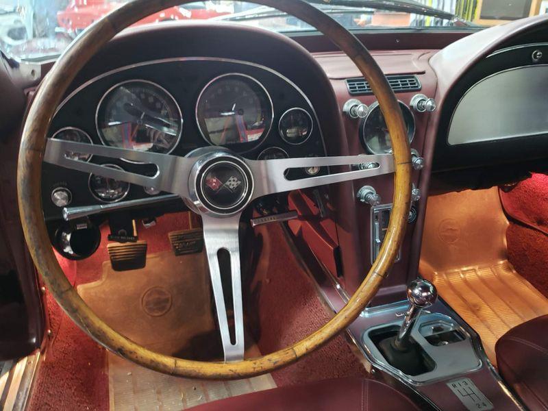 1965 Chevrolet Corvette Stingray Convertible Matching L79 V8 Factory AC Knockoffs Hard Top  city Washington  Complete Automotive  in Seattle, Washington