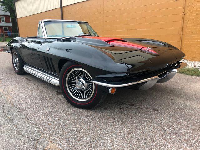 1965 Chevrolet CORVETTE ROADSTER Valley Park, Missouri 0