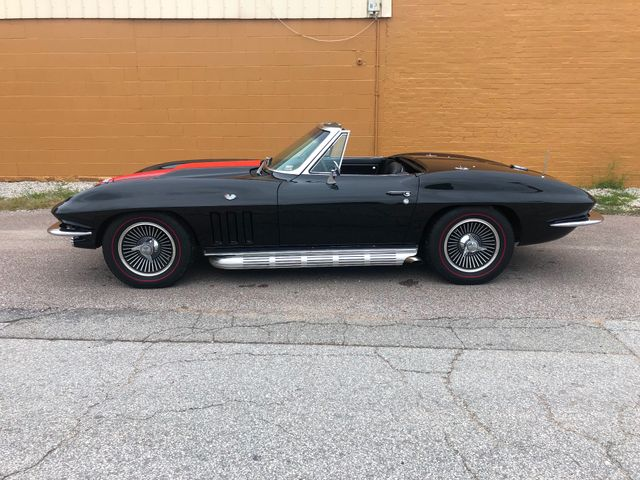 1965 Chevrolet CORVETTE ROADSTER Valley Park, Missouri 3