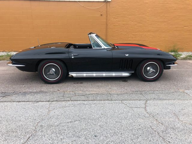 1965 Chevrolet CORVETTE ROADSTER Valley Park, Missouri 6