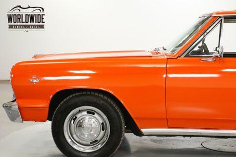 1965 Chevrolet MALIBU CHROME PS PB BEAUTIFUL WHITE INTERIOR    Denver, CO   Worldwide Vintage Autos in Denver, CO
