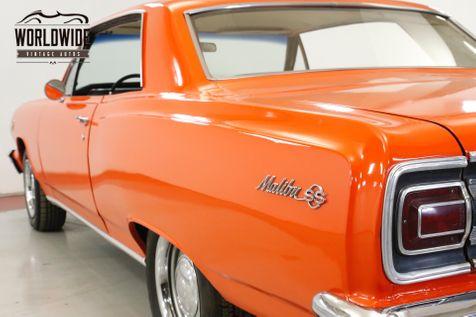 1965 Chevrolet MALIBU CHROME PS PB BEAUTIFUL WHITE INTERIOR  | Denver, CO | Worldwide Vintage Autos in Denver, CO