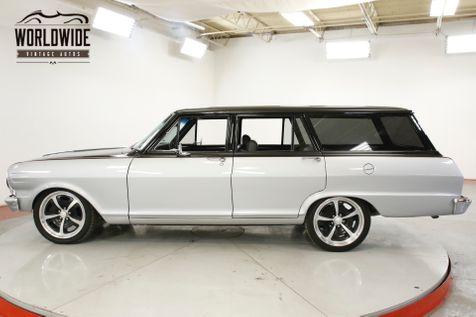 1965 Chevrolet NOVA WAGON. RESTORED PRO TOURING RESTOMOD LS1 AC PS PB | Denver, CO | Worldwide Vintage Autos in Denver, CO