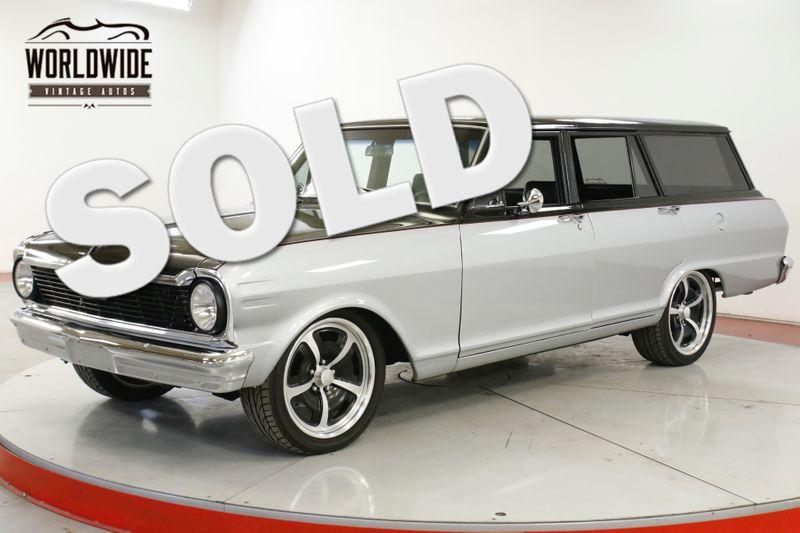 1965 Chevrolet NOVA WAGON. RESTORED PRO TOURING RESTOMOD LS1 AC PS PB | Denver, CO | Worldwide Vintage Autos