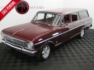 1965 Chevrolet NOVA 327 4 SPEED AC FRONT DISC BRAKES in Statesville, NC 28677