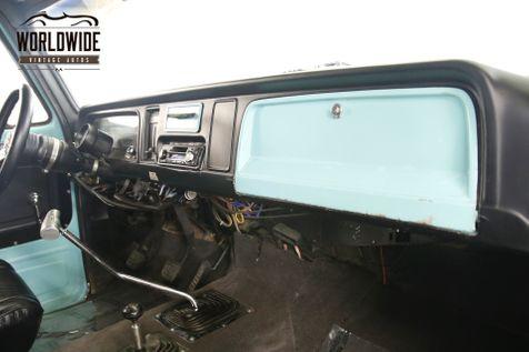 1965 Chevrolet PANEL  350 V8 4-SPEED 4X4 RESTORED PS PB | Denver, CO | Worldwide Vintage Autos in Denver, CO