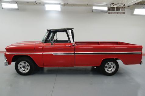 1965 Chevrolet C10 CUSTOM 307CI V8 3 SPEED TURBO AUTO. | Denver, CO | Worldwide Vintage Autos in Denver, CO