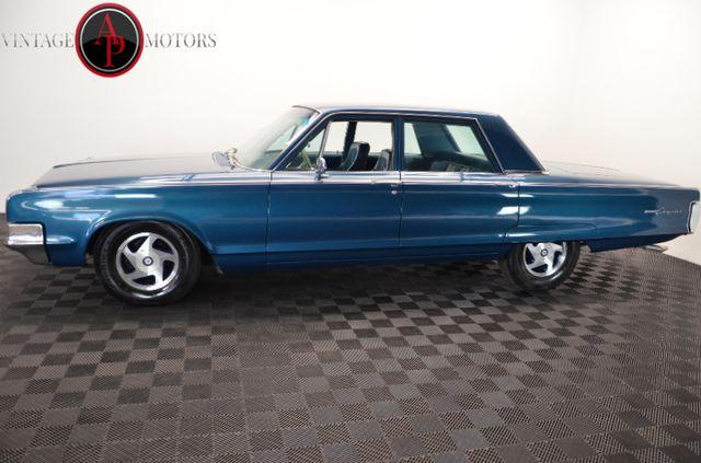 1965 Chrysler Newport AC AUTO POWER STEERING 383