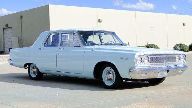 "1965 Dodge CORONET ""GRANDMAS CAR"" W/COLD AIR CONDITIONING Phoenix, Arizona 3"