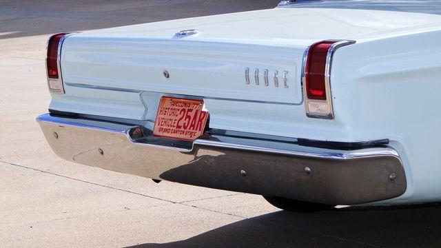 "1965 Dodge CORONET ""GRANDMAS CAR"" W/COLD AIR CONDITIONING Phoenix, Arizona 19"
