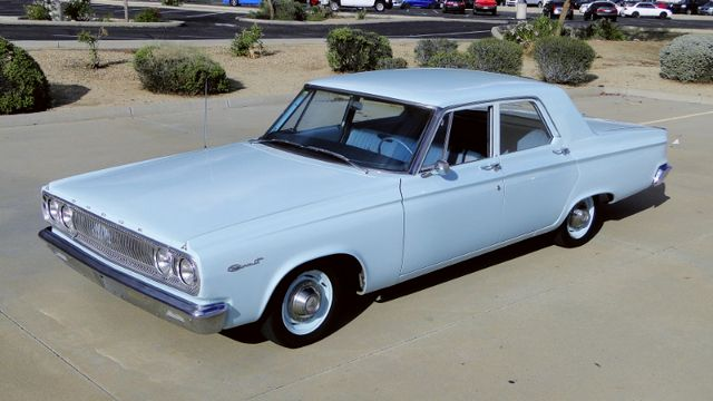 "1965 Dodge CORONET ""GRANDMAS CAR"" W/COLD AIR CONDITIONING Phoenix, Arizona 6"