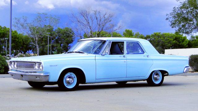"1965 Dodge CORONET ""GRANDMAS CAR"" W/COLD AIR CONDITIONING Phoenix, Arizona 9"