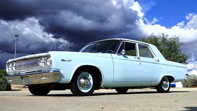 "1965 Dodge CORONET ""GRANDMAS CAR"" W/COLD AIR CONDITIONING Phoenix, Arizona 21"