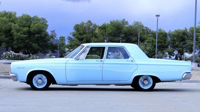 "1965 Dodge CORONET ""GRANDMAS CAR"" W/COLD AIR CONDITIONING Phoenix, Arizona 10"