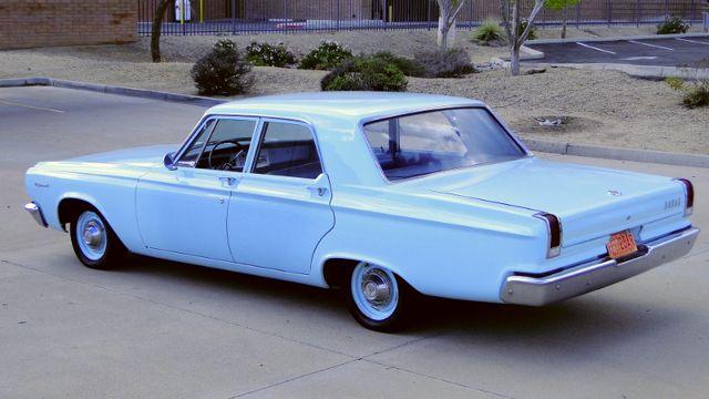 "1965 Dodge CORONET ""GRANDMAS CAR"" W/COLD AIR CONDITIONING Phoenix, Arizona 11"
