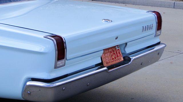 "1965 Dodge CORONET ""GRANDMAS CAR"" W/COLD AIR CONDITIONING Phoenix, Arizona 7"