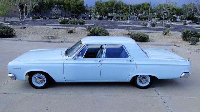 "1965 Dodge CORONET ""GRANDMAS CAR"" W/COLD AIR CONDITIONING Phoenix, Arizona 13"